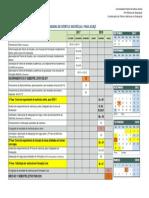 2018-2 Calendário de Matrícula