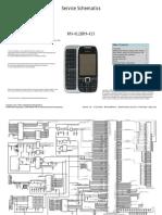 Nokia E75 RM-412 RM-413 Schematics v1.0