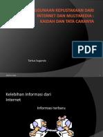 7 PENGGUNAAN KEPUSTAKAAN DARI INTERNET DAN MULTIMEDIA.pdf