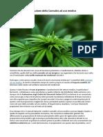 Importo Tariffario Nazionale Cannabis