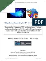 Corrigendum RFP Gujarat BharatNet Phase II 12th March 2018