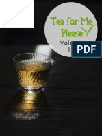 Tea For Me Please - March 2018 (Volume 13)