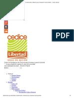 ¿Subsidios Condicionados o Misiones Para Venezuela_ Carlos Goedder – Cedice Libertad