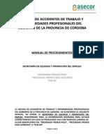 Manual de Procedimientos ART 2017