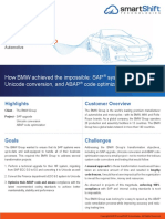 Case Study BMW SmartShift Technologies 2015