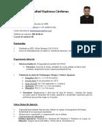 CV Rafael EC