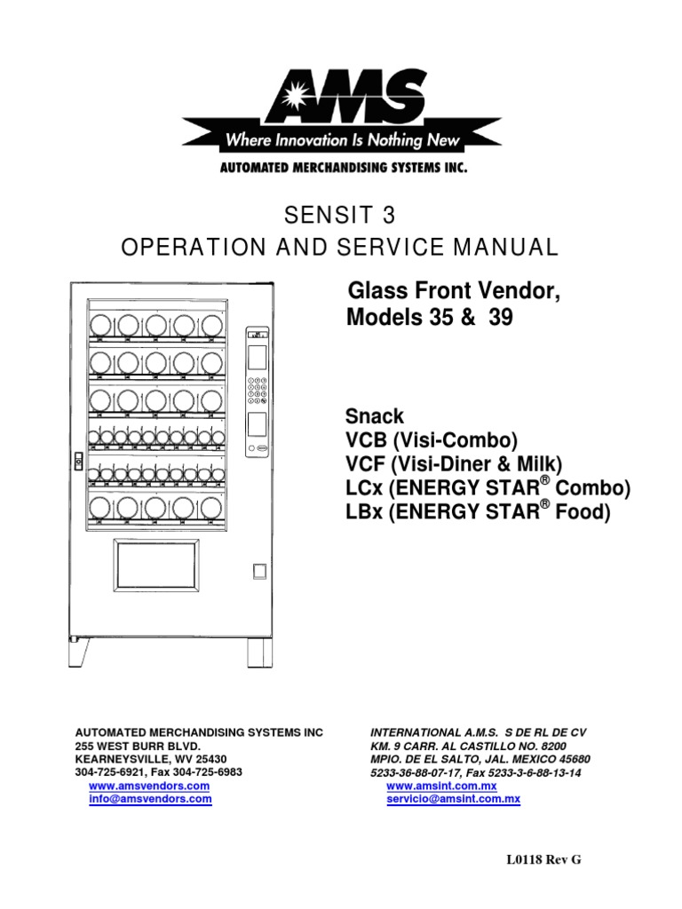 Sensit III L0118GS3OperationandServiceManual.pdf | Electrical Engineering |  Technology