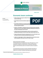 Dutch Economy in Focus