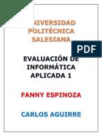 Examen Fanny Carlos
