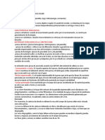 Clasificasion de Las Presas123