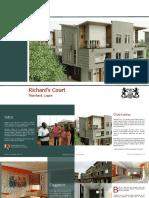 Brochure | Real Estate Company