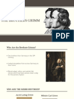 the brothers grimm introduction