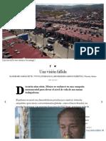 Una Visión Fallida - Mexico's Housing Debacle - Los Angeles Times
