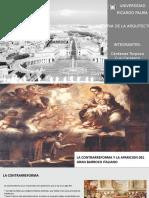 Contrarreforma y Arquitectura Barroca Compendio Estudiantil