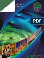 RGIPT Placement Brochure 2009