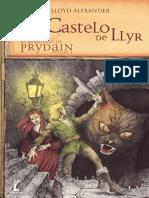 O Castelo de Llyr - As Aventura - Lloyd Alexander