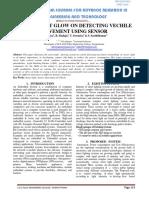 STREET LIGHT GLOW ON DETECTING VECHILE MOVEMENT USING SENSOR.pdf