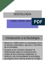 Presentacion de Sociologia y Filosofia Social