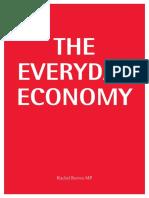 Rachel Reeves - The Everyday Economy