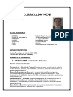 CV Roberto Hernández