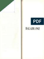 Balade 1943 - Radu Gyr.pdf