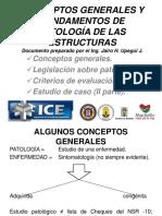 Conceptos Generales de Patologia.