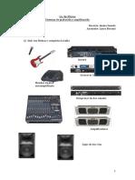 Ejercicio Cadena de Audio