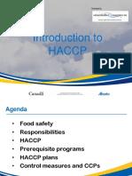 Haccp Presentation Pp