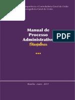 Manual de Processo Administrativo Disciplinar - PAD