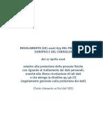 Regolamento UE 2016 679. Con riferimenti ai considerando.pdf