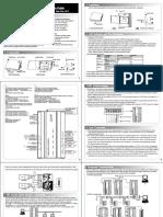 InBio160 Installation Guide