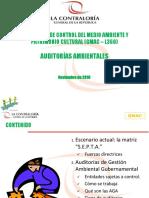 Enc Auditorías Ambientales