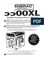 Generac 5500