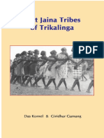 Lost Jaina Tribes of Trikalinga