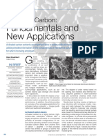Article Chemical Engineering July 2017 Activated Carbon Fundamentals and New Applications