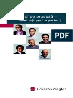 Cancerul de Prostata - Info Pacienti