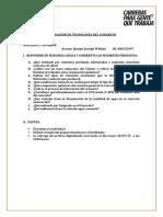 Evaluacion Tecnologica de Concreto