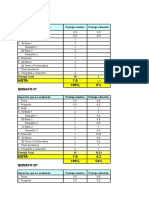 Calcular notas chilenas y porcentajes+otra cosa