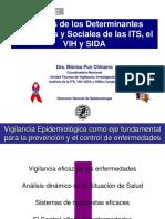Determinantes Sociales Segunda Clase_16Junio2009