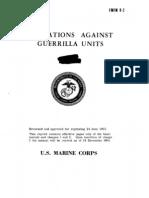 0 - FMFM 8-2 Operations Against Guerrilla Units