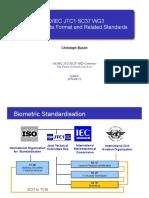 2nd Gen Biometric Standar