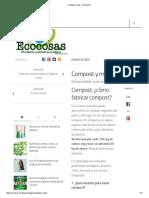 Compost y Mas.