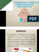 Administración de Medicamentos en Pediatria