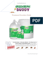 Greenbeanbuddy Bedbug Guide