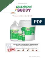 Greenbeanbuddy Bedbug Guide
