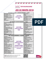Ligne TER Dijon - Paris