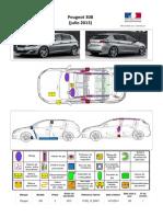 FAD Peugeot 308 Phase 2