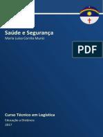 Caderno Logística (Saúde e Segurança ) 2017