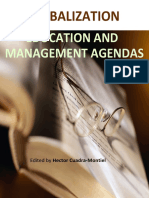 Globalization Education Management Agendas i