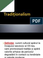 Tradiționalism